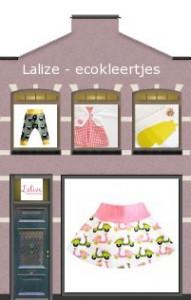 De producten van Lalize zijn verkrijgbaar via stad.nl
